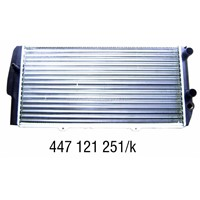 Auto Aluminum Radiator for  BMW 520 A/T