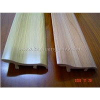 pvc skirting board/baseboard