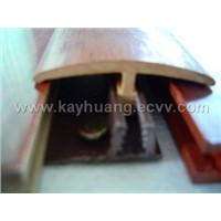 pvc Cladding Floor Profiles /floor edgings