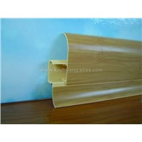 pvc Groove Skirting Board (GSBP6R(6cm))
