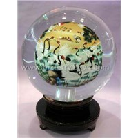 Inner Painting Crystal Ball Gifts(CB0005)