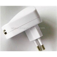 European Standard USB Charger & Adapter