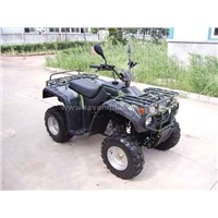 ATV 250 water-cooling