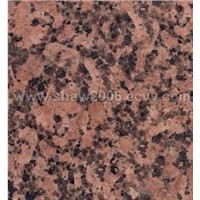 chinese balmoral red tile
