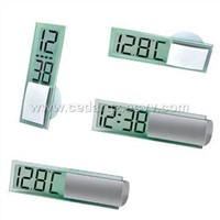 Mini Digital Clock / Thermometer