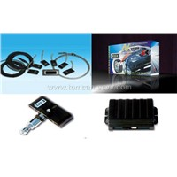 Smart Tire Pressure Monitoring System