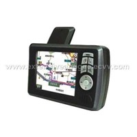 Car GPS Satellite Navigator