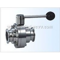 THREAD BUTTERFLY VALVE
