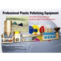 Plastic Pelletizing Equipment