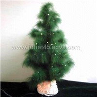 Fiber Optical Christmas Tree Palm Available in Various Sizes