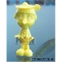 sell plastic girl mold