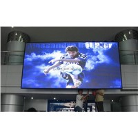 Outdoor or indoor full color Led video display screen, programmable RGB Led flat panel TV