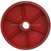 Ductile Steel Wheel