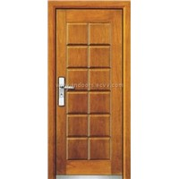 steel-wooden armored doors