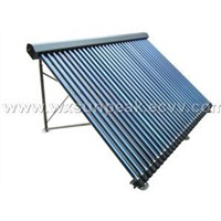 Heat-pipe vacuum tube solar collctor