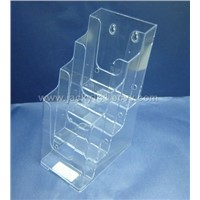 4-Tier High Back Holder