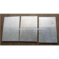 Magnesium alloy panel