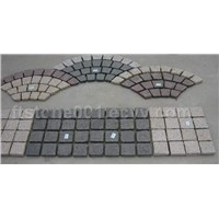granite pave on net