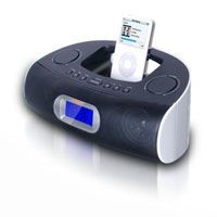 iPod DOCKING STATION WITH RADIO