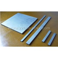 tungsten carbide bars and plates