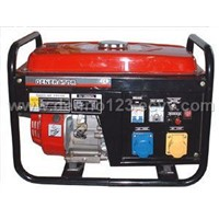 offer diesel and gasoline generator , water pump