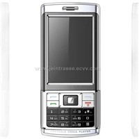 Mobile Phone with Dual cards/bands and Bluetooth and PDA