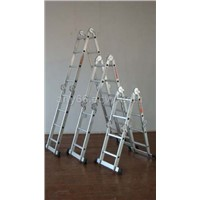 Aluminium Multi-purpose ladder/ultimate ladder