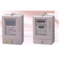 Single Phase Prepay Fee Electric Meter-DDSY450