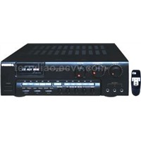 Karaoke power amplifier(EA-DJ7)