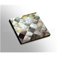 Shell Tile (Blacklip MOP)