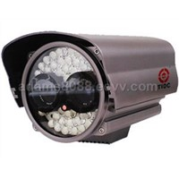 Double CCD Waterproof IR camera