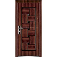 Single Steel Security Door ( HT-S07)
