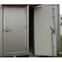 Mechanical heat reserve door