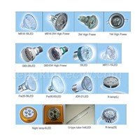 LED bulbs and LED products