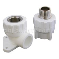 PPR   PE  pipe  fitting  ball  valves