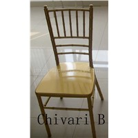 Aluminium Chiavari Chair