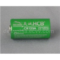Cylindrical Lithium Manganese Dioxide batteries