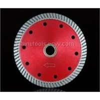 Turbo Blade for Dry Cutting (H_FT)