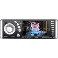 3. 6 Inch Wide TFT Colour Display For Car DVD / MP4 Player (ELD-9136DVD)