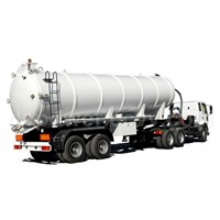 Fuel & Water Tanker Trailer
