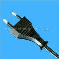 Sell UL Two round pin Plug with Power Wire