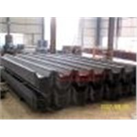 sheet pile (6-20mm thickness)