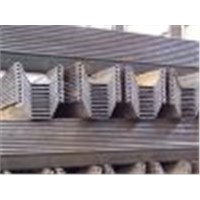 sheet pile(large stock)