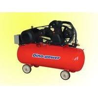 4HP Belt-driven Industrial Air Compressor with 100L Tank