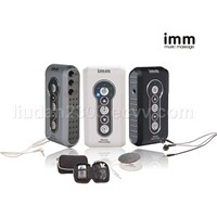 USB music massage AK-2000-V