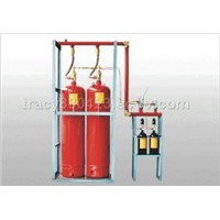 Gas Extinguishing System