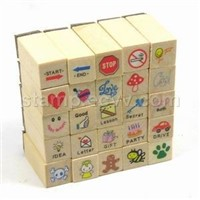 wooden stamp, wood stamp, toy stamp, eva stamp, stamp pad, ink pad