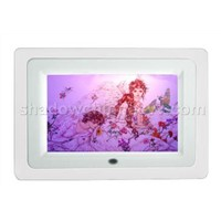 "7""Digital Photo Frame (YNY707)"