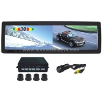 TFT-LCD Parking sensor with camera