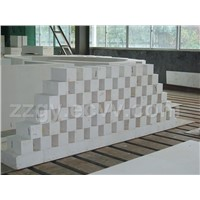 Fused Cast AZS Brick